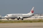 ハピネスさんが、関西国際空港で撮影した日本トランスオーシャン航空 737-446の航空フォト(写真)