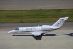 じゃりんこさんが、中部国際空港で撮影した国土交通省 航空局 525C Citation CJ4の航空フォト(写真)