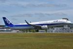 ぶる~すかい。さんが、広島空港で撮影した全日空 A321-272Nの航空フォト(写真)