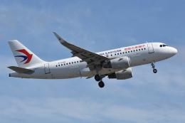 ぶる~すかい。さんが、広島空港で撮影した中国東方航空 A319-115の航空フォト(飛行機 写真・画像)