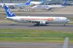 amagoさんが、羽田空港で撮影した全日空 767-381/ERの航空フォト(写真)