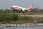 GNPさんが、富山空港で撮影した上海航空 737-76Dの航空フォト(写真)