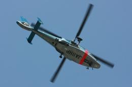 VoMBoMさんが、広島県広島市安佐北区で撮影した広島県警察 AS365N3 Dauphin 2の航空フォト(飛行機 写真・画像)