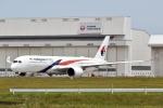 sonnyさんが、成田国際空港で撮影したマレーシア航空 A350-941XWBの航空フォト(写真)