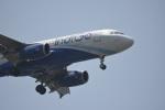 Kilo Indiaさんが、チャトラパティー・シヴァージー国際空港で撮影したインディゴ A320-232の航空フォト(写真)