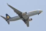 Kilo Indiaさんが、チャトラパティー・シヴァージー国際空港で撮影したジェットエアウェイズ 737-86Nの航空フォト(写真)