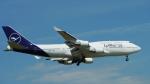lufthansa9919さんが、フランクフルト国際空港で撮影したルフトハンザドイツ航空 747-430の航空フォト(写真)
