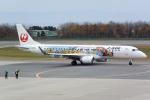 panchiさんが、函館空港で撮影したジェイ・エア ERJ-190-100(ERJ-190STD)の航空フォト(写真)