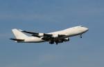 X8618さんが、成田国際空港で撮影したウィルミントン・トラスト・カンパニー 747-4KZF/SCDの航空フォト(写真)