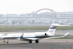 チャーリーマイクさんが、羽田空港で撮影したメトロジェット Gulfstream G650 (G-VI)の航空フォト(写真)