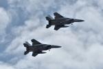 フォト太郎さんが、静浜飛行場で撮影した航空自衛隊 F-15J Eagleの航空フォト(写真)