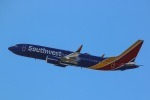 LA TSUTOMUさんが、ロサンゼルス国際空港で撮影したサウスウェスト航空 737-8-MAXの航空フォト(写真)