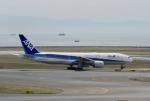 eagletさんが、中部国際空港で撮影した全日空 777-281の航空フォト(写真)