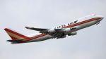 やまちゃんさんが、仁川国際空港で撮影したカリッタ エア 747-4B5F/SCDの航空フォト(写真)