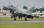 ちゃぽんさんが、フェアフォード空軍基地で撮影したイタリア空軍 Eurofighterの航空フォト(写真)