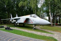 ちゃぽんさんが、ヴァディムザドロシュニー技術博物館で撮影したロシア海軍 Yak-141の航空フォト(飛行機 写真・画像)