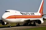 ちゅういちさんが、横田基地で撮影したカリッタ エア 747-481F/SCDの航空フォト(写真)