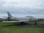 ランチパッドさんが、静浜飛行場で撮影した航空自衛隊 F-86F-25の航空フォト(写真)