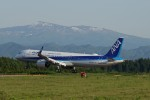 gomachanさんが、大館能代空港で撮影した全日空 A321-200の航空フォト(写真)
