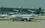 伊豫の尾長うさぎさんが、仁川国際空港で撮影した大韓航空 A330-223の航空フォト(写真)