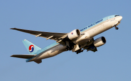 航空フォト:HL8252 大韓航空 777-200