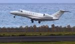 CL&CLさんが、奄美空港で撮影した国土交通省 航空局 525C Citation CJ4の航空フォト(写真)