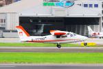 KIMISTONERさんが、台北松山空港で撮影したSunrise Airlines P.68C-TC の航空フォト(写真)