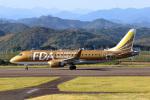 takaRJNSさんが、静岡空港で撮影したフジドリームエアラインズ ERJ-170-200 (ERJ-175STD)の航空フォト(写真)