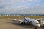musashiさんが、小松空港で撮影した全日空 787-8 Dreamlinerの航空フォト(写真)
