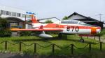 ちゃぽんさんが、日本航空館(埼玉スバルさきたまガーデン内)で撮影した航空自衛隊 T-1Bの航空フォト(飛行機 写真・画像)