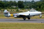 Tomo-Papaさんが、フェアフォード空軍基地で撮影したイギリス企業所有 Meteor T.7の航空フォト(写真)