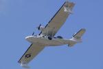 ちゃぽんさんが、ラメンスコエ空港で撮影したアメリカ海軍 PBY-5A Catalinaの航空フォト(写真)