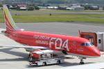 7915さんが、出雲空港で撮影したフジドリームエアラインズ ERJ-170-100 (ERJ-170STD)の航空フォト(写真)