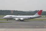 ドリームクルーザーさんが、成田国際空港で撮影した日本航空 747-446F/SCDの航空フォト(写真)