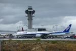 garrettさんが、ロサンゼルス国際空港で撮影した全日空 777-381/ERの航空フォト(写真)
