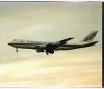 エルさんが、成田国際空港で撮影したエバーグリーン航空 747-132(SF)の航空フォト(飛行機 写真・画像)