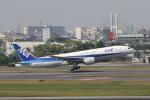 VEZEL 1500Xさんが、伊丹空港で撮影した全日空 777-281の航空フォト(写真)