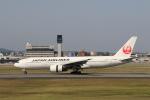 VEZEL 1500Xさんが、伊丹空港で撮影した日本航空 777-289の航空フォト(写真)