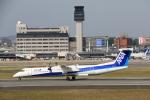 VEZEL 1500Xさんが、伊丹空港で撮影したANAウイングス DHC-8-402Q Dash 8の航空フォト(写真)