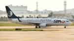 coolinsjpさんが、廈門高崎国際空港で撮影した山東航空 737-85Nの航空フォト(写真)