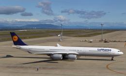 航空フォト:D-AIHL ルフトハンザドイツ航空 A340-600