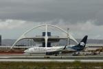 garrettさんが、ロサンゼルス国際空港で撮影したアエロメヒコ航空 737-852の航空フォト(写真)