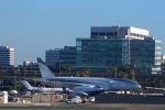 KAZKAZさんが、ロサンゼルス国際空港で撮影したエイビエーション・リンク・カンパニー 777-2KQ/LRの航空フォト(写真)
