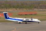noriphotoさんが、新千歳空港で撮影したANAウイングス DHC-8-402Q Dash 8の航空フォト(写真)