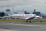 eagletさんが、名古屋飛行場で撮影したダイヤモンド・エア・サービス 200 Super King Airの航空フォト(写真)