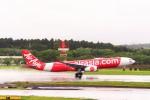 Hiro Satoさんが、成田国際空港で撮影したタイ・エアアジア・エックス A330-343Xの航空フォト(写真)