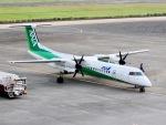 akinarin1989さんが、宮崎空港で撮影したANAウイングス DHC-8-402Q Dash 8の航空フォト(写真)