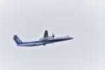 Hiro Satoさんが、成田国際空港で撮影したANAウイングス DHC-8-402Q Dash 8の航空フォト(写真)