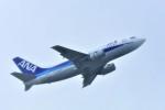 Hiro Satoさんが、成田国際空港で撮影したANAウイングス 737-5L9の航空フォト(写真)