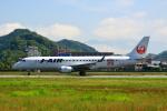 M.Mさんが、松山空港で撮影したジェイ・エア ERJ-190-100(ERJ-190STD)の航空フォト(写真)